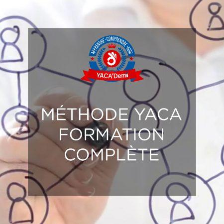 La méthode YACA – Formation complète